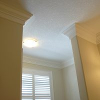 trim and crown moulding