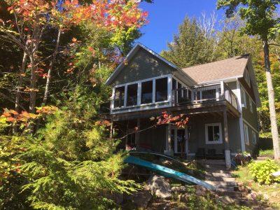 green cottage - 2 storey